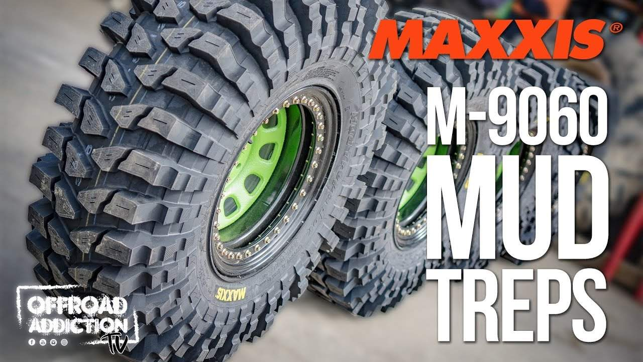 MAXXIS M9060 Mud Trepador